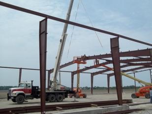 Pre Engineered Steel Frame