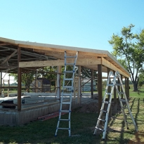 Pole Barn Remodel