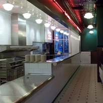 DiBellas Sub Shop Build-Out