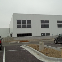 Endress+Hauser Insulated Wall Panels